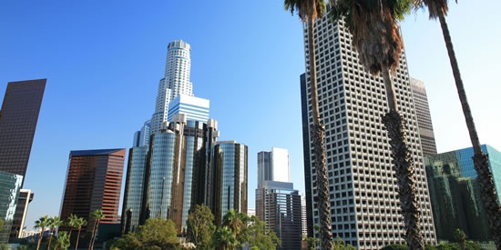 Los Angeles commercial and residential real estate image.
